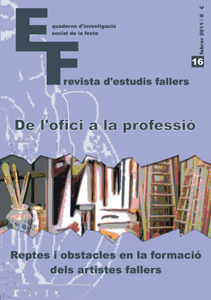Número 16 Revista Estudis Fallers (febrer 2011)