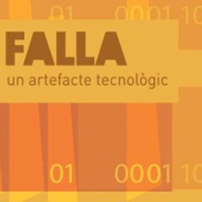 Exposició La falla: un artefacte tecnològic