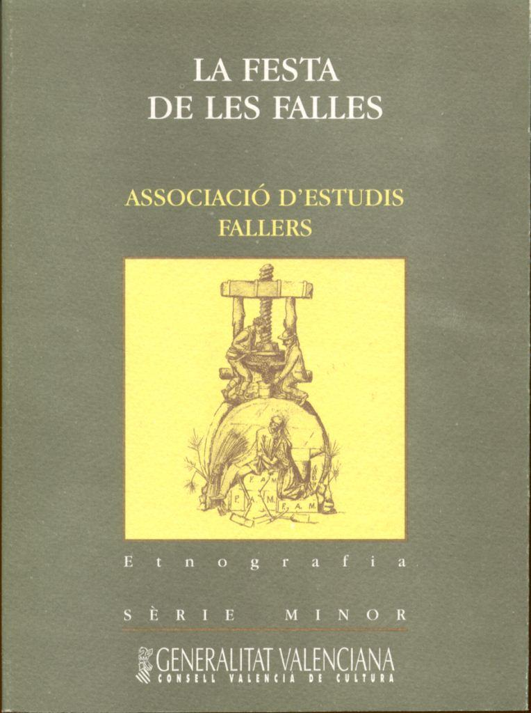 03 portada 'La festa de les Falles'