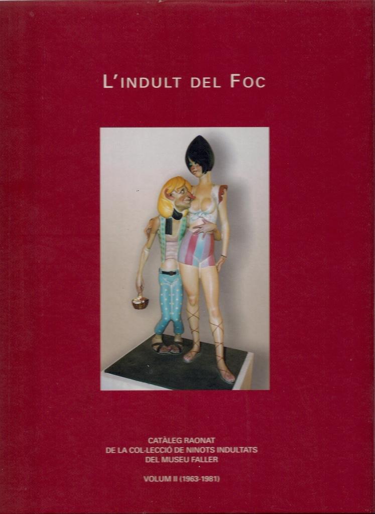 06 portada 'L'indult del foc. Volum II'