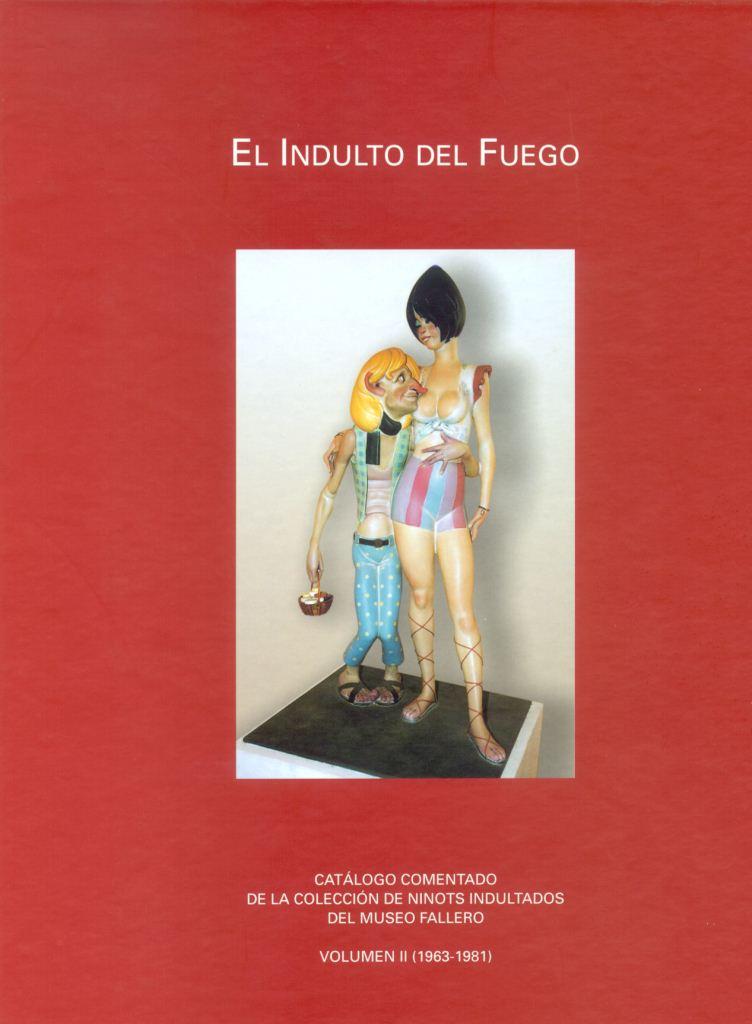 07 portada 'El indulto del fuego. Volumen II'